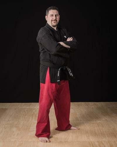 Aaron Oleson 137910, Sorce Martial Arts in South Milwaukee
