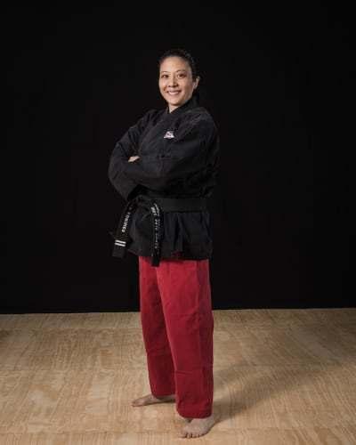 Ellen Lorimer 137906, Sorce Martial Arts in South Milwaukee