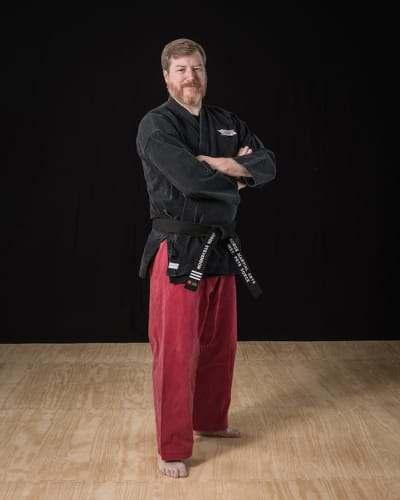 Jason Stevenson 137903, Sorce Martial Arts in South Milwaukee