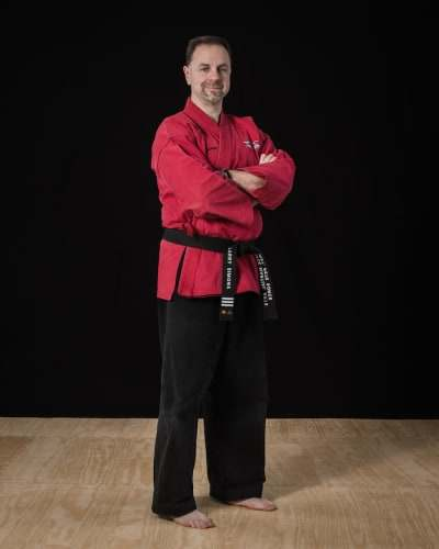 Larry Simons 137901, Sorce Martial Arts in South Milwaukee
