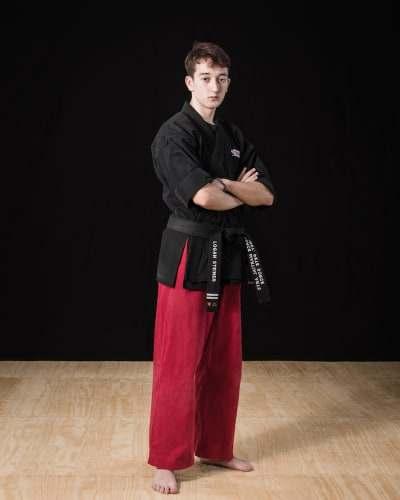 Logan Steiner 137908, Sorce Martial Arts in South Milwaukee