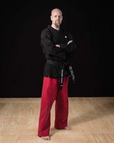 Matthew Steiner 137909, Sorce Martial Arts in South Milwaukee