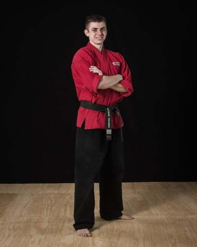 Nathan Cramer 137902, Sorce Martial Arts in South Milwaukee