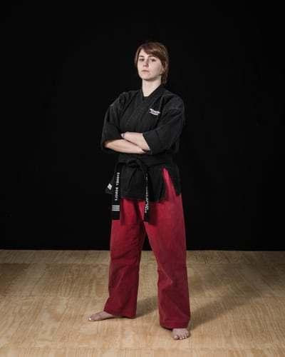 Sydney Bobolz 137904, Sorce Martial Arts in South Milwaukee