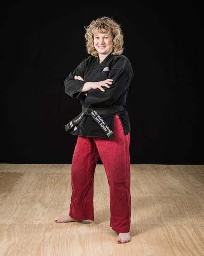 Tina Simons 137905, Sorce Martial Arts in South Milwaukee