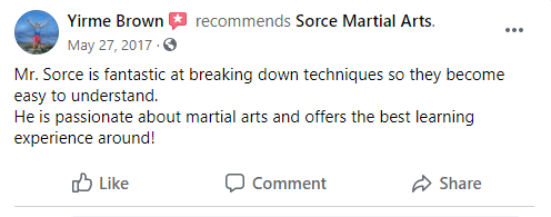 Adult1, Sorce Martial Arts in South Milwaukee
