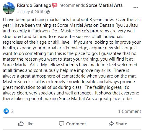 Jujitsu, Sorce Martial Arts in South Milwaukee