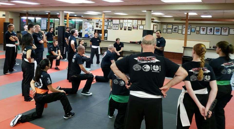 Eskrima1, Sorce Martial Arts in South Milwaukee