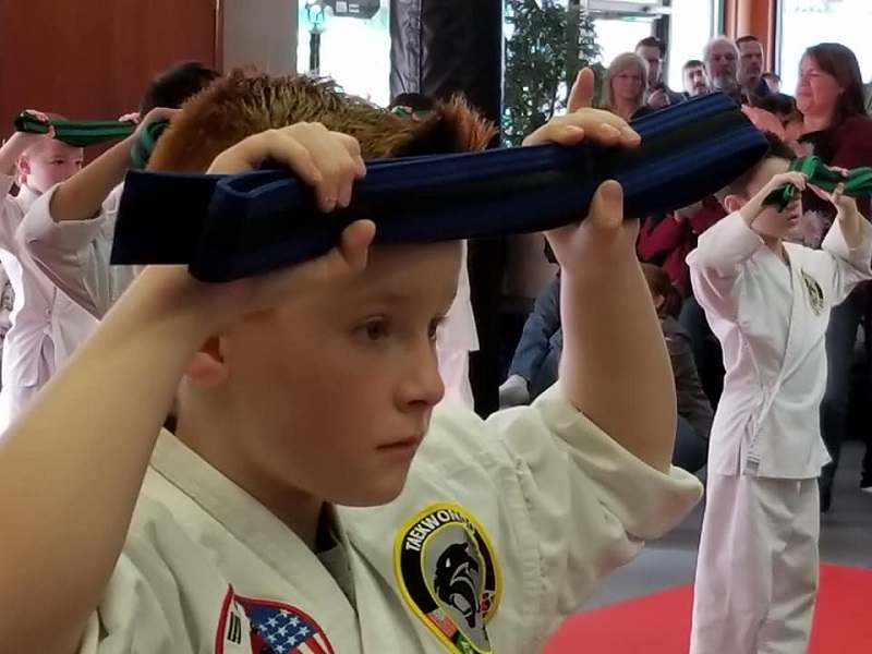 Kids3, Sorce Martial Arts in South Milwaukee